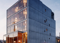Naha City Gallery & Apartment House