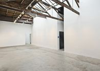 Shooting Gallery and White Walls