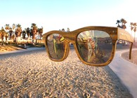 Bent Plywood Eyewear