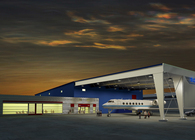 B. Coleman Aviation FBO & Hangar