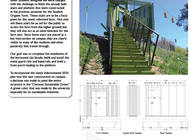 Student Organic Farm: Stair Project