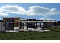 Modular Residence Concept: Hillside