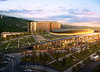 Shantou University Sports Park
