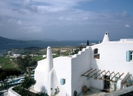 Cycladic architecture