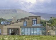 Cedar Clad House