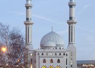 Essalam Mosque, Rotterdam
