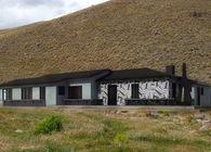 Paleontological Center, Baguales, Chile.