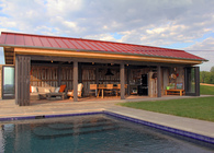 Kentucky Pool House