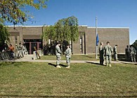 Millitary Readiness Center 