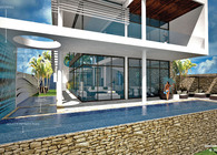 Sandan Villas - © 2014 OVA Studio Ltd.