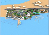 Sea Passengers Terminal and Marina
