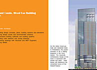 Hotel and Condominium Mixed Use Building