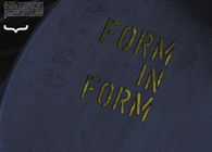 Form in Form _ UG Thesis 2012