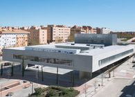 The Espacio Miguel Delibes in Alcobendas