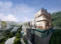 Award-winning residential project R.B.L 1165 Repulse Bay by Aedas begins construction