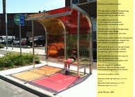 Moving Forward: Bus Shelters Incorporating Poetry for the Indianapolis Cultural Trail
