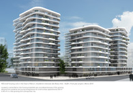 Housing complex in the heart of Beirut | FYP | Academie Libanaise des Beaux Arts, ALBA