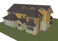 ARCH 201 Comus House