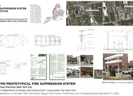 NYPD Prototypical Fire Suppression System
