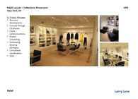 Ralph Lauren's Collections Showrooms