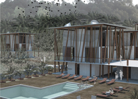 Eco - Resort in the Caribbean