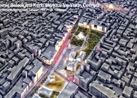 Ödemis New City Center Proposal