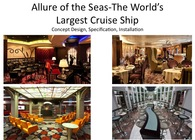 Allure and Oasis of the Seas