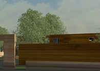 Zero Net Energy (ZNE) Rammed Earth