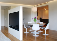 Homes, Commercial Interiors