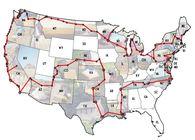 Hitchhiking Across America