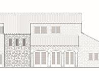 2001 Gimelli Vineyards Guest Facility - Master Plan, Site Plan, Floor Plans
