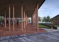 Kraslava public space