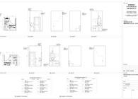 Technical Drawings - Brooklyn condominium