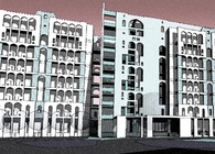 • Design of Faculty of Management, Computer Science Department and Girl's Hostel at Hamdard University
