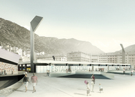 New National Stadium of Andorra