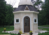 B.T. Swami Memorial Shrine 