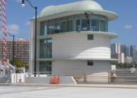 H2L2 - Bridges, Miami, Fl, 5th Street Bridge Control House