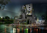 Architectural School in Rome