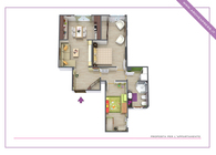 53sqm Apartment