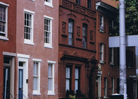 Dr. Schader's Philadelphia row house renovation