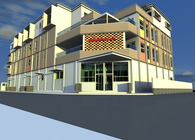 Sankofa Mixed-Use Plaza
