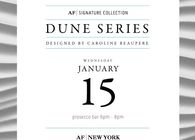 AF NEW YORK Introduces DUNE Collection at AF Lab with Caroline Beaupere