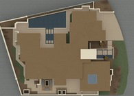 Modern Custom Home, Dana Point, CA