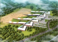 Yinchuan New Medical City Planning and Design
