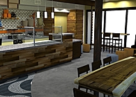 Sambazon Interior Design and Build Out