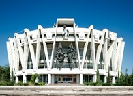 Chisinau Circus, Moldova