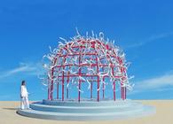 The Energetic Pavilion (a public art gathering place)