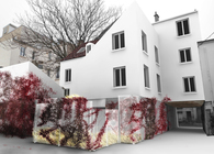 Rue Charron Collective Housing - rehabilitation of a collective housing building
