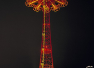 Coney Island Parachute Jump Tower Renovation (New York, NY) 