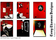 1023 POWDER ROOM - THEMED